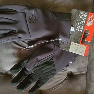 Mens e tip gloves
